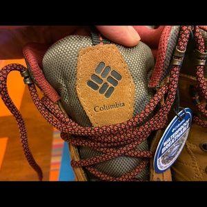 Columbia waterproof women's boots